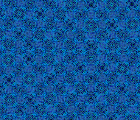 Squared Swirls fabric by relative_of_otis on Spoonflower - custom fabric