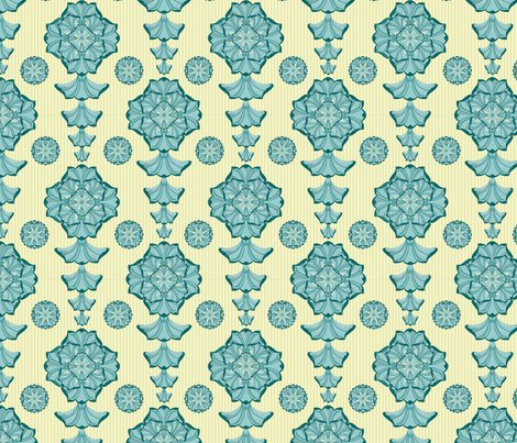 Glorius_damask1_teal_cream_shop_preview