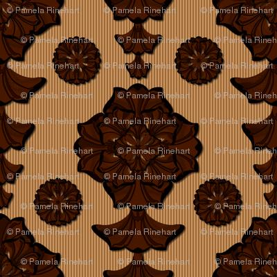 glorius_damask_chocolate_caramel
