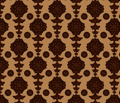 Glorius_damask1_chocolate_caramel_shop_preview