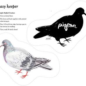 Pigeon Stuffee