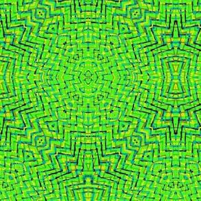 Ripples in Green
