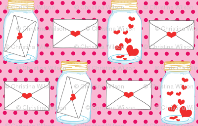 Love Letters Pink