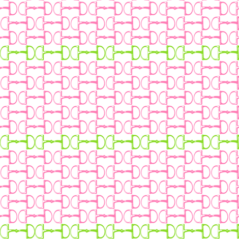Preppy Bits fabric by ragan on Spoonflower - custom fabric