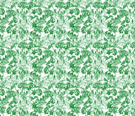 Rbusy_floral_-_repeat_-_green_shop_preview