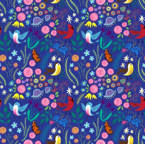 Spring Fling fabric by spicysteweddemon on Spoonflower - custom fabric