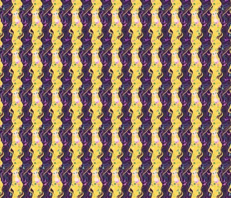 Rapunzel fabric by spicysteweddemon on Spoonflower - custom fabric