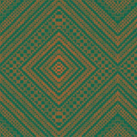 picnic blanket fabric by iamseamonster on Spoonflower - custom fabric