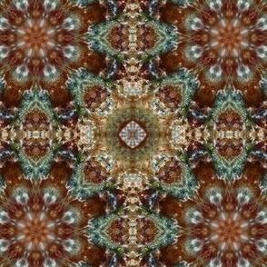 Macro Rock Kaleidoscope