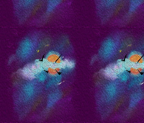 soar_high fabric by cutelilbutterfly on Spoonflower - custom fabric