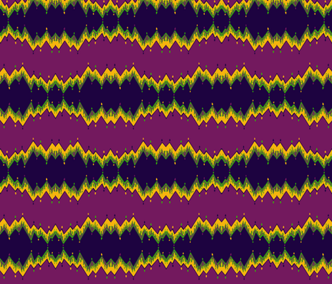 mardi gras fabric by clarissagunn on Spoonflower - custom fabric