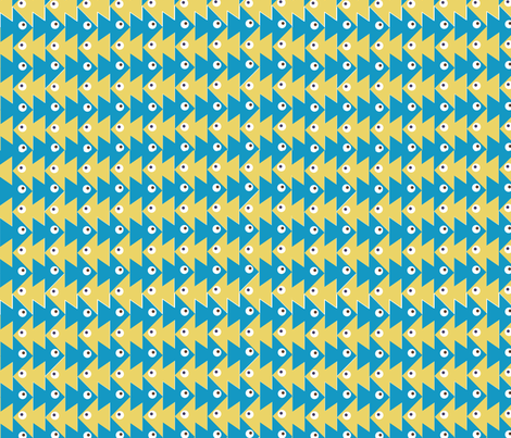 Herring - bone fabric by plaidgoose_designs on Spoonflower - custom fabric