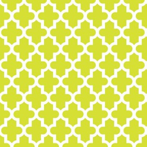 Lime Green Moroccan