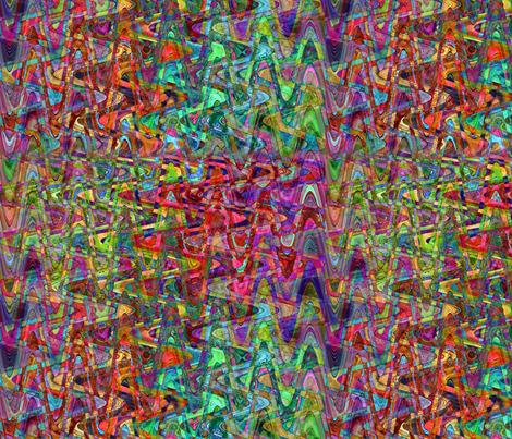 """LIVE"" fabric by jeanfogelberg on Spoonflower - custom fabric"