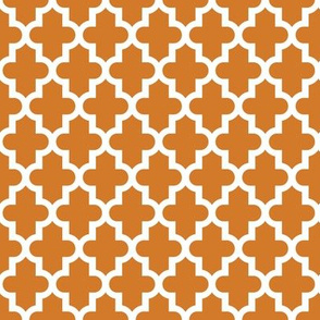 Burnt Orange Moroccan