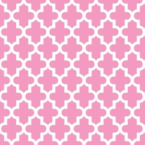 Bubblegum Pink Moroccan
