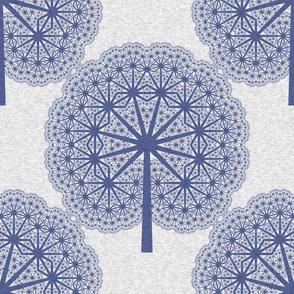 FanLinens - Blue