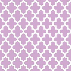 Lilac Purple Moroccan