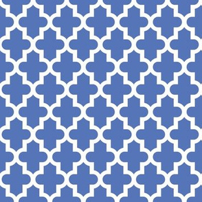 Royal Blue Moroccan