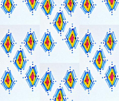 Gumdrop fabric by stelladottie on Spoonflower - custom fabric