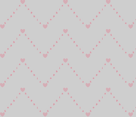 Lovely Sophia fabric by kirbycolby on Spoonflower - custom fabric