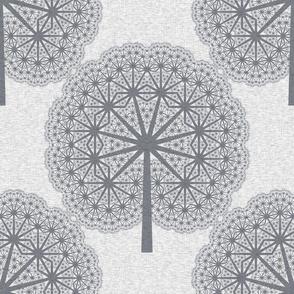 FanLinens - Grey