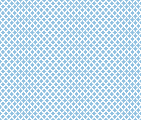 Sky Blue Modern Diamonds fabric by sweetzoeshop on Spoonflower - custom fabric