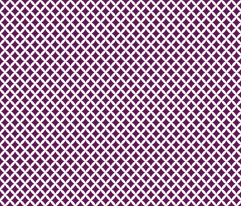 Plum Purple Modern Diamonds fabric by sweetzoeshop on Spoonflower - custom fabric