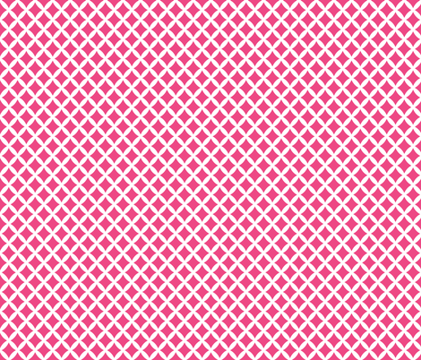 Hot Pink Modern Diamonds fabric by sweetzoeshop on Spoonflower - custom fabric