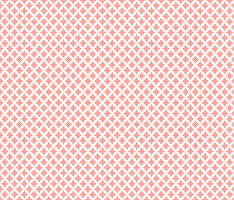 Pink Modern Diamonds fabric by sweetzoeshop on Spoonflower - custom fabric