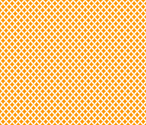 Orange Modern Diamonds fabric by sweetzoeshop on Spoonflower - custom fabric