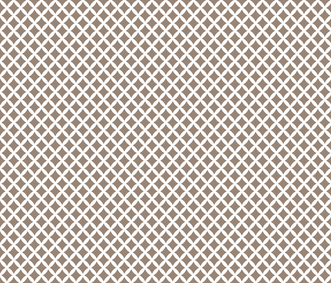 Mocha Brown Modern Diamonds fabric by sweetzoeshop on Spoonflower - custom fabric