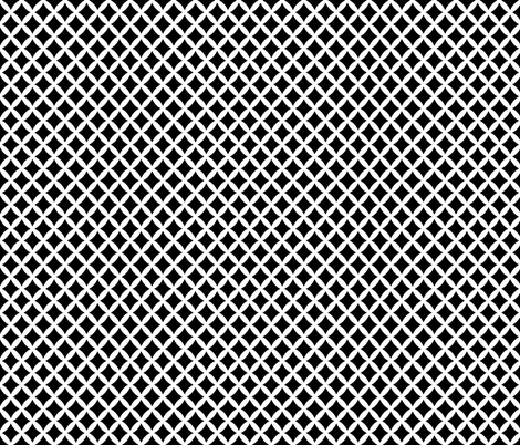 Black and White Modern Diamonds fabric by sweetzoeshop on Spoonflower - custom fabric