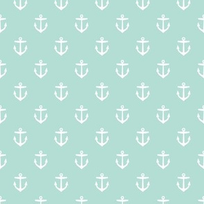 Mint Anchors