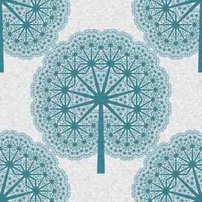 FanLinens - Turquoise