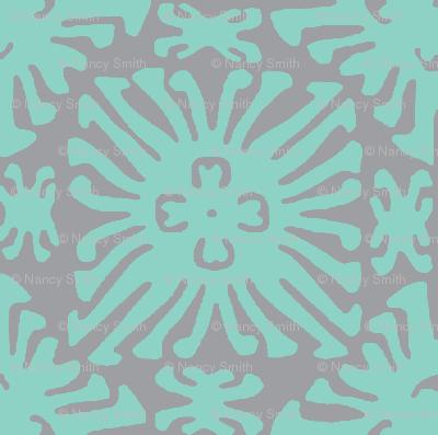 daisy doll aqua