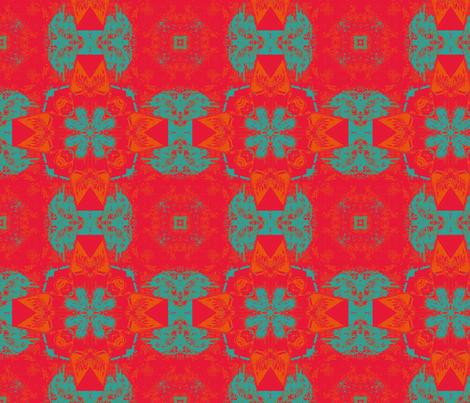 Leia fabric by captiveinflorida on Spoonflower - custom fabric