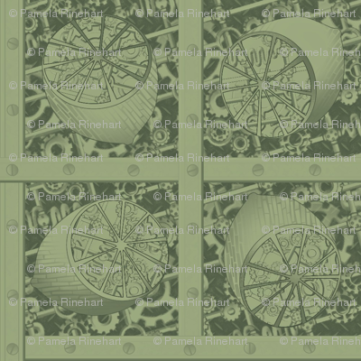steampunk_lime prints