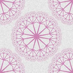 FlowerLinens - Pink
