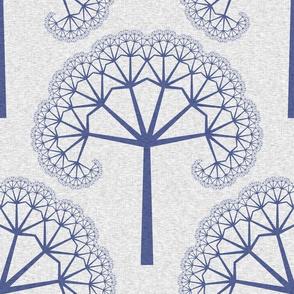 TreeLinens - Blue