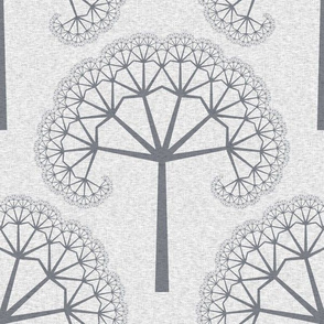 TreeLinens - Grey