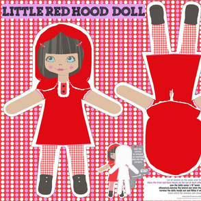 dolls: little red hood and others