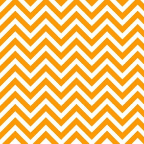 Orange Chevron