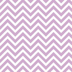Lilac Purple Chevron