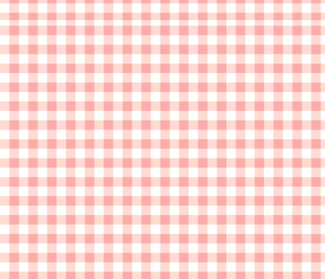 GINGHAM ROMANCE fabric by bluevelvet on Spoonflower - custom fabric
