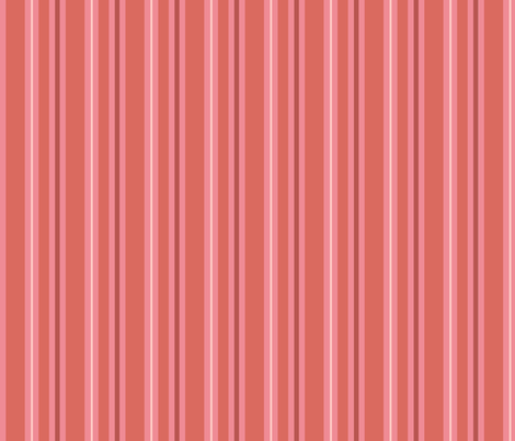 LOVE STRIPES fabric by bluevelvet on Spoonflower - custom fabric