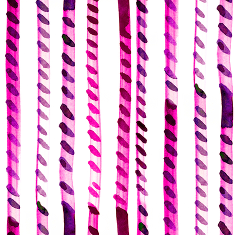 cestlaviv_royal rope pink fabric by cest_la_viv on Spoonflower - custom fabric
