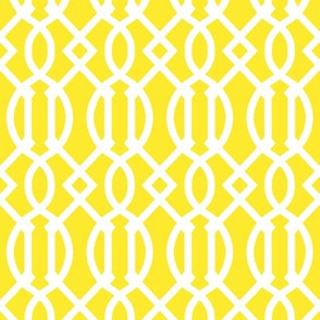 Yellow Trellis