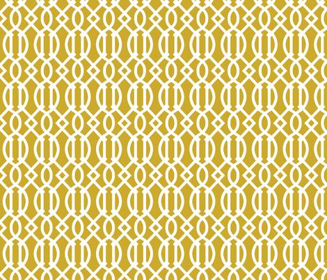Gold Trellis