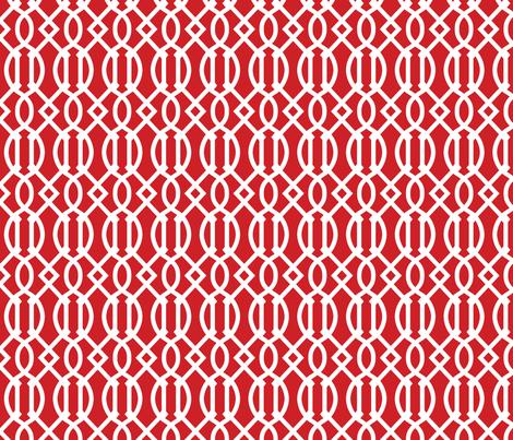 Red Trellis